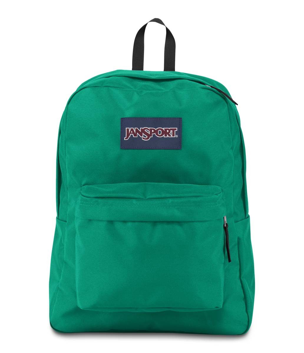 Mochila Jansport Superbreak Verde