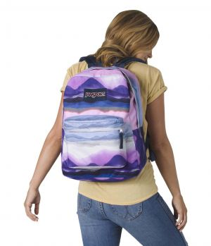 Mochila Jansport Superbreak Tricolor