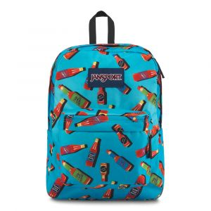Mochila Jansport Superbreak Hot Sauce