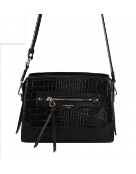 Carteras Bandolera Croco David Jones